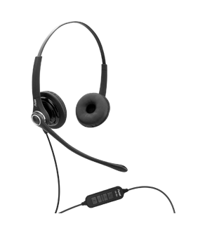Headsets - PRO MS XL duo NC USB